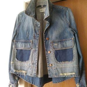 Jolt Blue Jean Jacket
